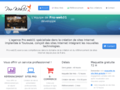 Créateurs de sites Internet Toulouse